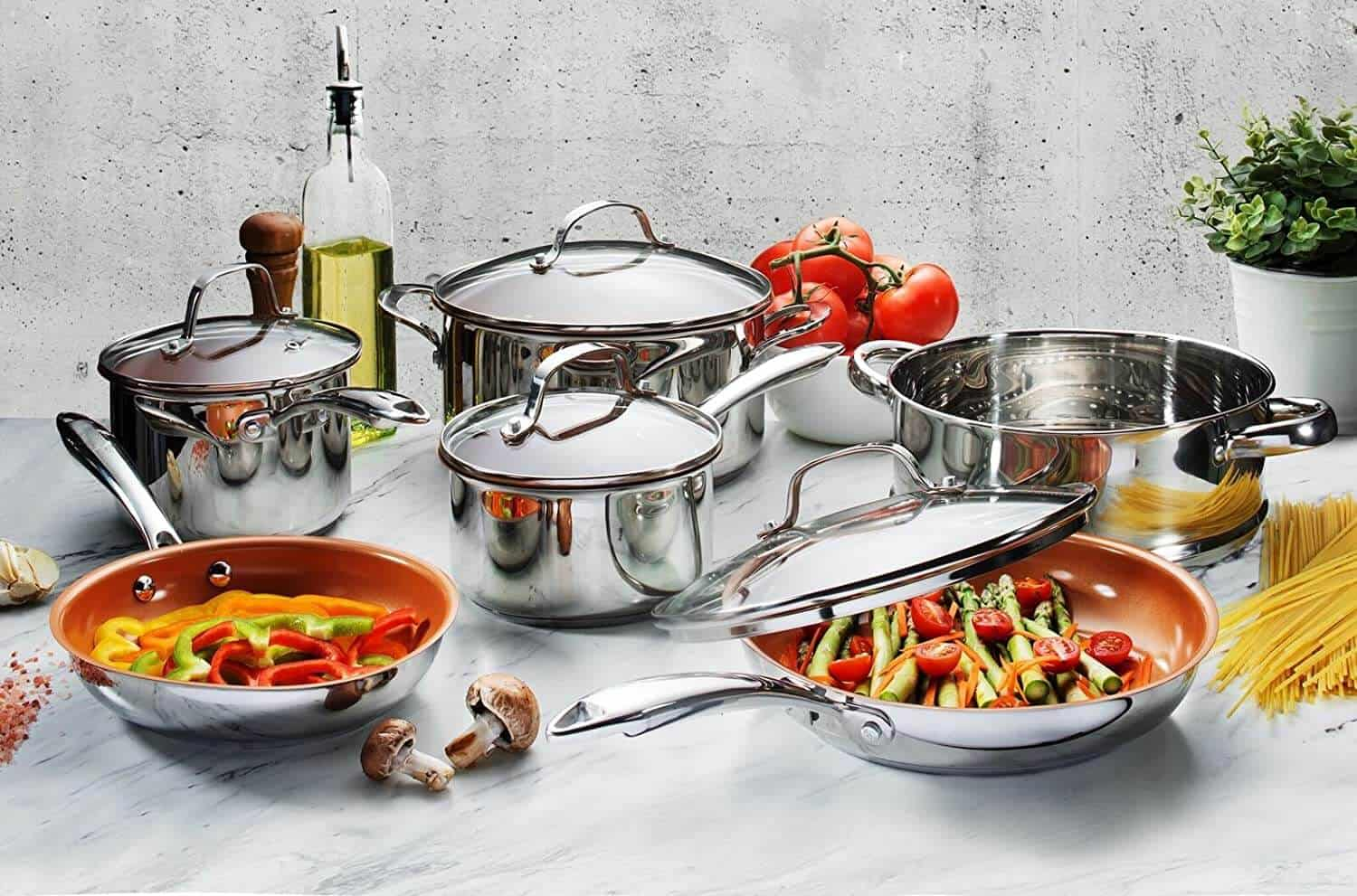 Best stainless steel nonstick cookware