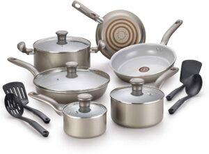 T-fal G919SE64 Cookware Set